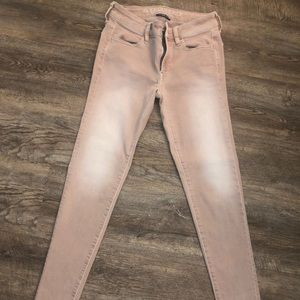 Light Pink American Eagle Jeans - size 2